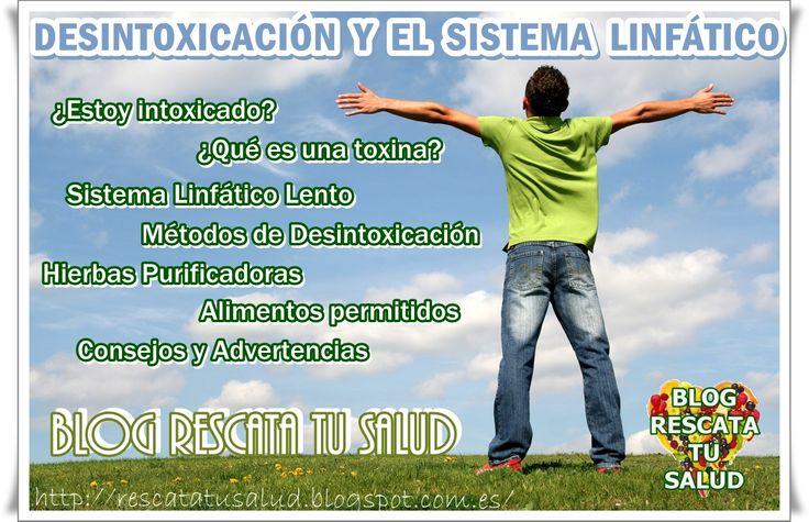 ¿Estoy intoxicado? - ¿Qué es una toxina? - El SistemaLinfático   Síntomasde un SistemaLinfáticoLento - Como apoyar el SistemaLinf...