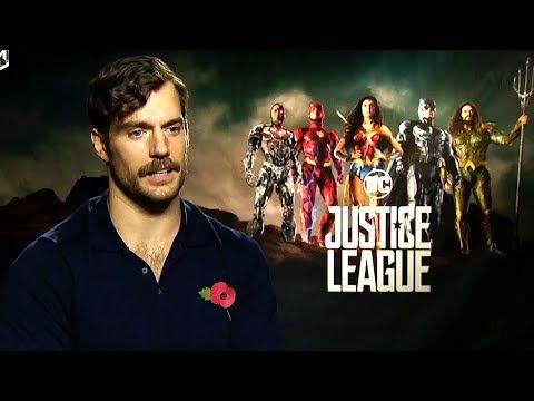 Henry Cavill About Black Superman Suit 'Justice League' Interview
