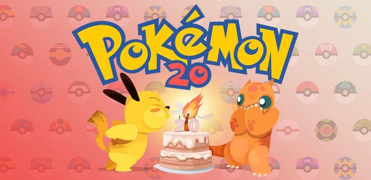 Celebra el 20 aniversario de tu saga favorita con Minijuegos