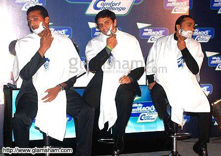 Mahesh Bhupathi, Rahul Dravid & Rahul Bose - photo 10 : glamsham.com