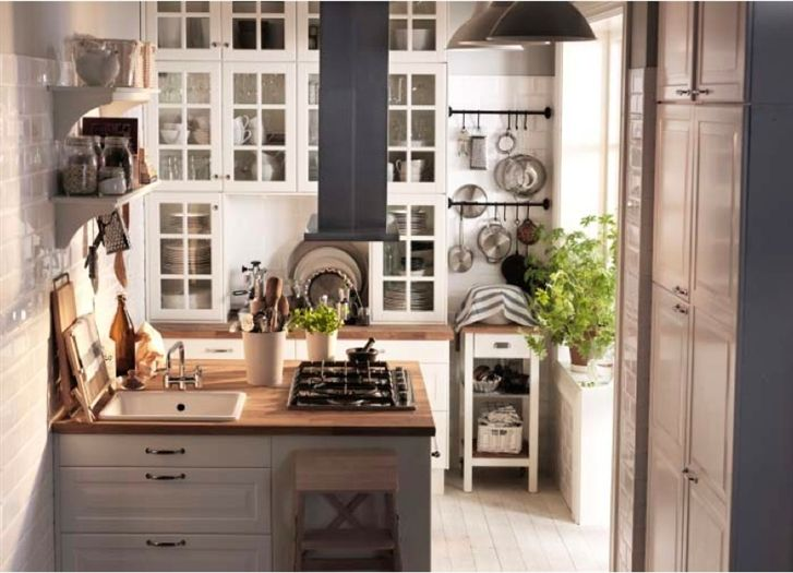 Making the Most of Your Small Kitchen...
