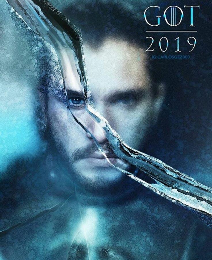 GoT season 8 Fan made poster