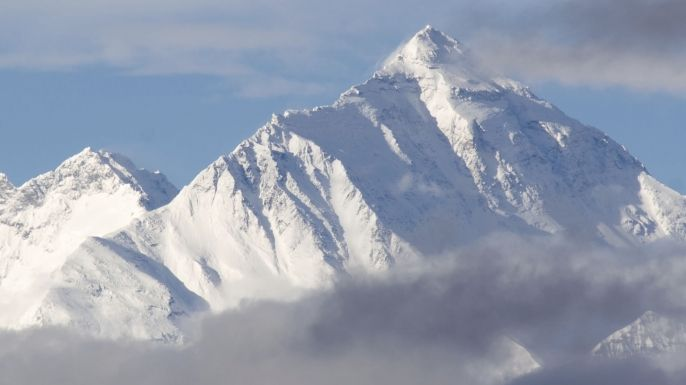 Explore some surprising facts about Mount Everest 60 years after it was first climbed.