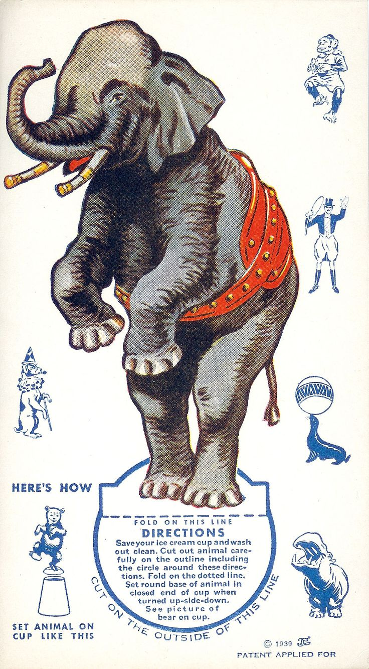 342 best images about Vintage Circus on Pinterest ...