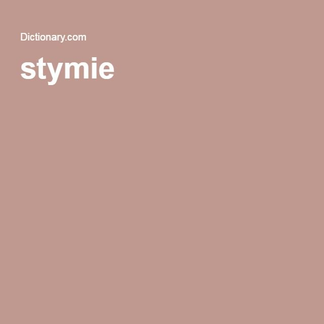 """Definition of """"stymie"""""""