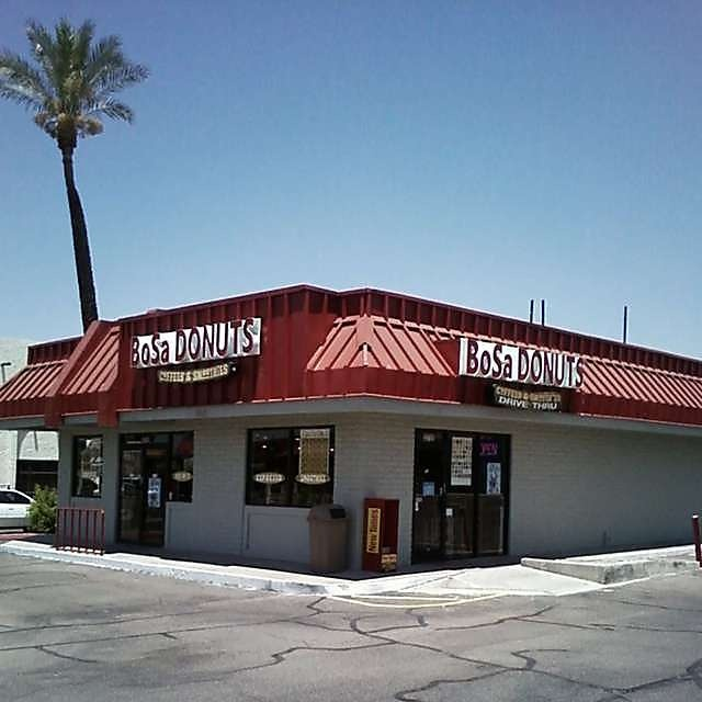 Bosa Donuts, best donuts in Arizona... hands down
