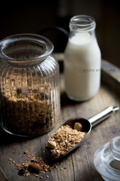 granola maison / #homemade #granola