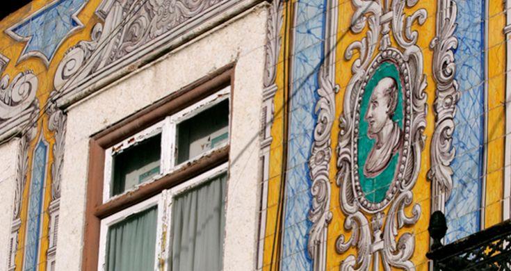 Lisbon's Azulejos