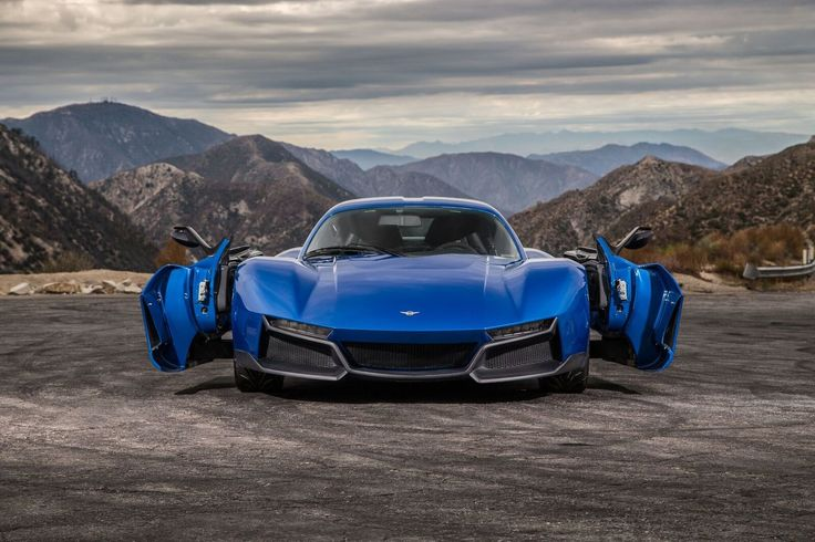 The $200,000 Rezvani Beast Alpha Welcomes You to the Other Side