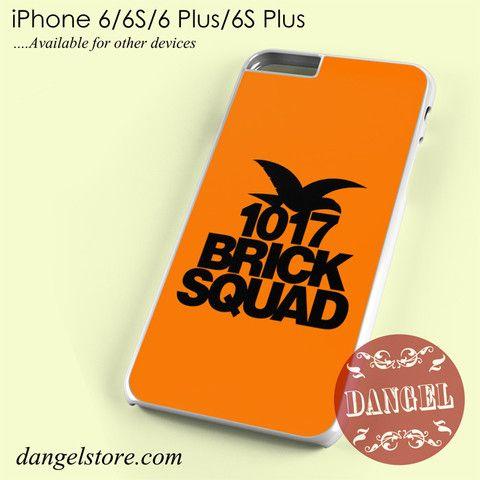 1017 Brick Squad Phone case for iPhone 6/6s/6 Plus/6S plus for $10.99