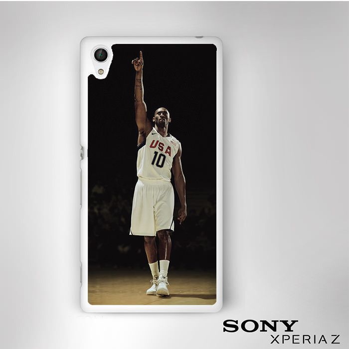 Kobe bryant 10 for Sony Xperia Z1/Z2/Z3 phonecases