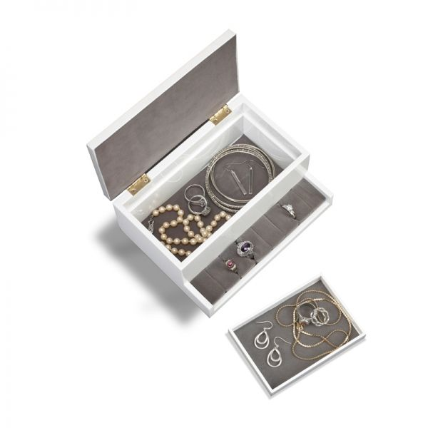 Шкатулка для ювелирных изделий Umbra Piano jewelry box. Umbra в интернет-магазине HoMeAdore.ru