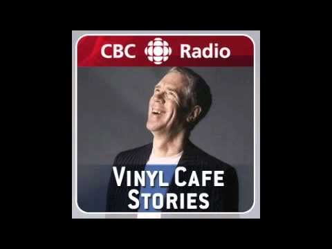❛Razor's Edge❜ (part 2) - Stuart McLean (from the Vinyl Cafe)