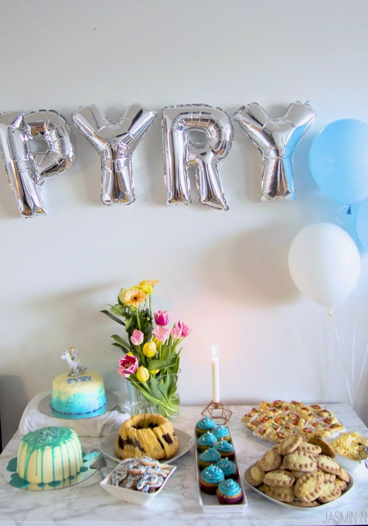 PYRY |THE NAME GIVING PARTY