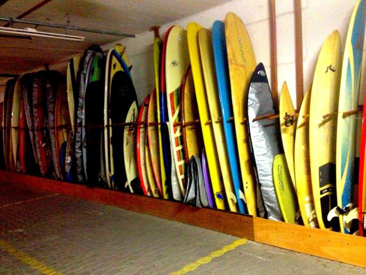 A typical garage of a Rio apartment complex on a beach. No wonder the 'storm' is Brazilian and has been the last few years  Praia da Macumba. Rio de Janeiro. Brazil  #LucalBeach #OiRioPro #2016OiRioPro #WSL #BrazilianStorm #RioDeJaneiro #RJ #ErreJota #Brazil #Surf #Beachlife #Beach #Praia #Ocean #Waves #Ondas #Explore #Wanderlust #Paradise #Travel #Travelphotography #TarvelAccommodation #Beautiful #Holiday #Summer #Vacation #Reef  #Skyporn #Palmtrees