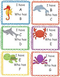 The Crazy Pre-K Classroom: Under the Sea: Ocean Themed Math and Literacy Unt