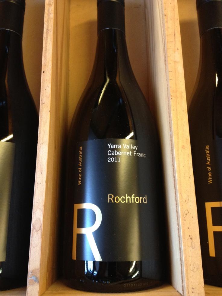 New Release 2011 Rochford Yarra Valley Cabernet Franc