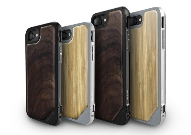 X-Doria Blends Sleek Metal and Real Wood to its Line of Defense Lux Cases for iPhone 7 and 7 Plus - Core Sector Communique