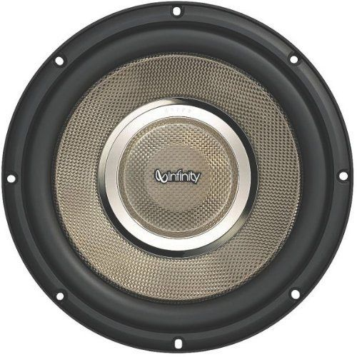 infinity 10 inch subwoofer. infinity kappa series kappa-100.9w 10\ infinity 10 inch subwoofer
