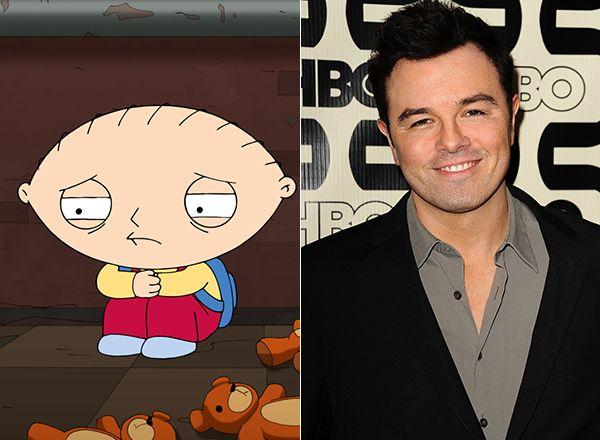 Stewie and Seth