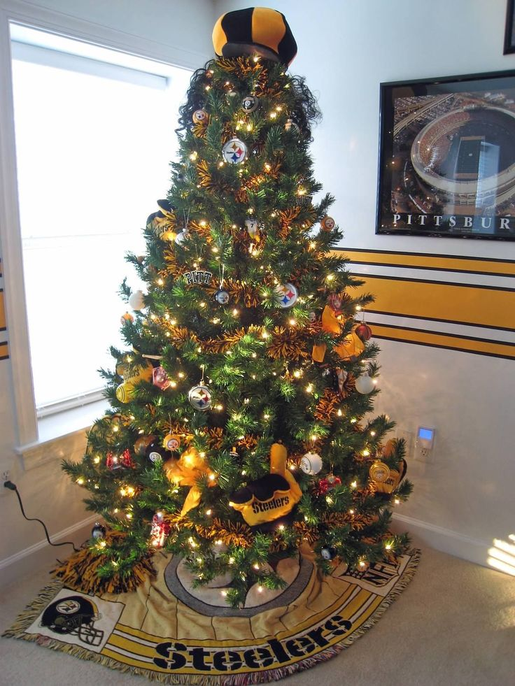 23 best Pittsburgh Steelers Happy Holidays images on Pinterest ...