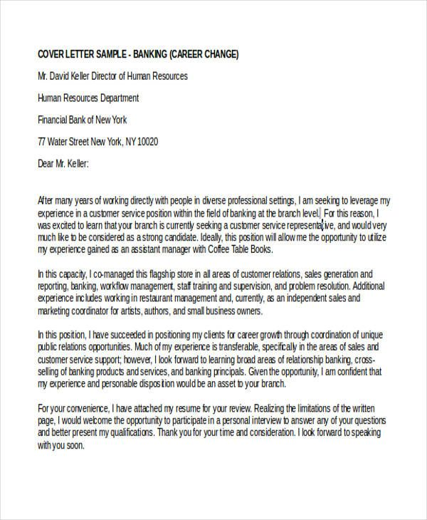 Cover Letter Template Career Change Cover Letter Template Cover