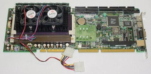 CI6BM-B1 P2 400MHz 512MB RAM Single Board Computer SBC