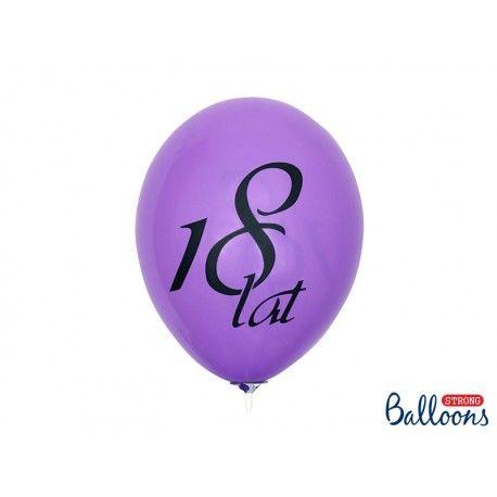 Wypełniony Helem Balon Osiemnastka - 27 cm około czyli 12 cali Lateksowy z czarnym, dwustronnym nadrukiem.   Na 18 urodzinki chłopaka lub dziewczyny.  Do wyboru różne kolory.  Cena dotyczy 1 sztuki.  Mamy ich więcej:) Sprawdźcie sami:)  Uwaga: balonów wypełnionych helem nie wysyłamy na odległość - jedynie odbiór w sklepie stacjonarnym  http://www.niczchin.pl/balony-lateksowe-cyferki-/3156-balon-27-cm-osiemnastka-lateksowy-rozne-kolory-pastel.html  #balon18 #balonosiemnastka #balonzhelem…