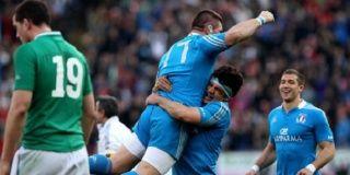 """Grande successo italiano rugby al """"6 Nazioni"""". Vittoria sull'Irlanda, 22 a 15, il 16 marzo scorso.  Una vittoria avvenuta alla vigilia di San Patrizio, il verde Santo Irlandese per antonomasia, che si festeggiava proprio 17 marzo."""