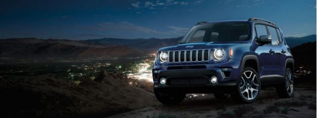 The 2020 Jeep Renegade Near Albuquerque Nm May Be Small But Is
