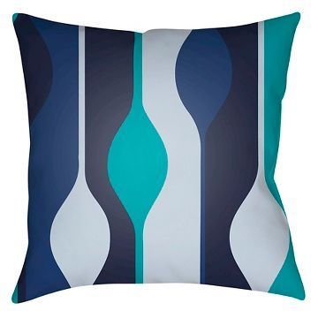 Spoons Throw Pillow - Surya