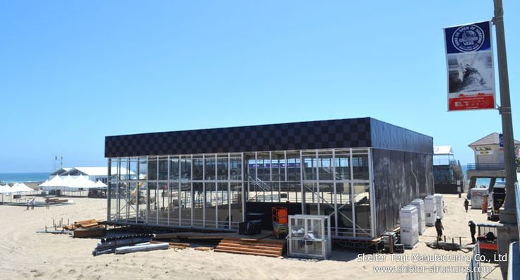 Carpa Thermo Techo | Pabellón Marco | Estructuras temporales | Borrar Span Tent