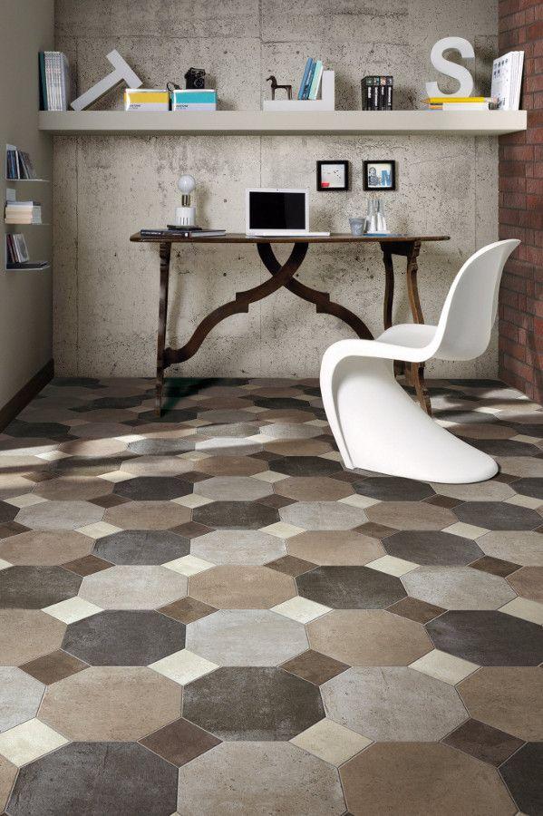 Octagon returns!  Serenissima Cir Industrie Ceramiche #Cersaie2014