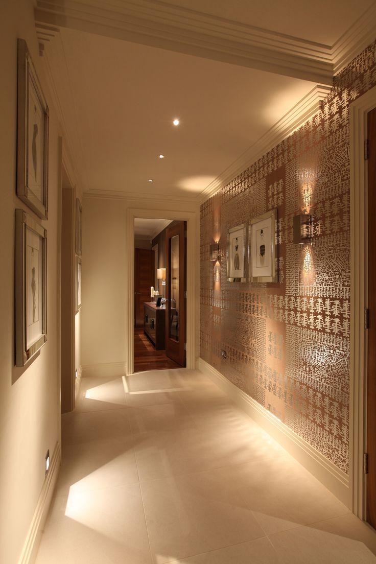 design classic lighting. Lighting Straight Down Center Of Hall Design Classic O