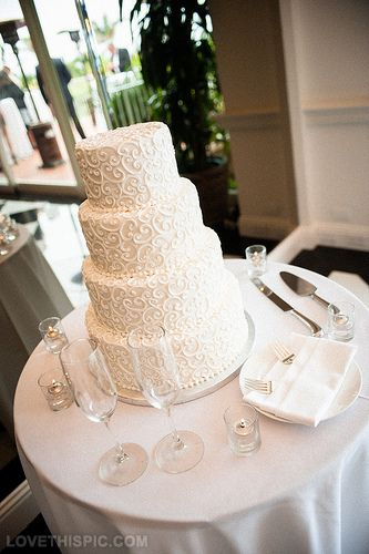Wedding Cake Pictures, Photos, and Images for Facebook, Tumblr, Pinterest, and Twitter
