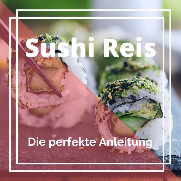So gut wie jeder in meinem Freundeskreis hat schon einmal Sushi daheim gemacht. Oftmals war das Ergebnis zwar genießbar, hatte aber mit gut gemachtem Sushi relativ wenig gemein. Das Sushi Reis Koch…