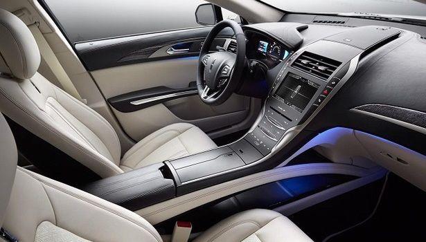 2016 Lincoln Mks Interior Lincoln Lincoln Mkz