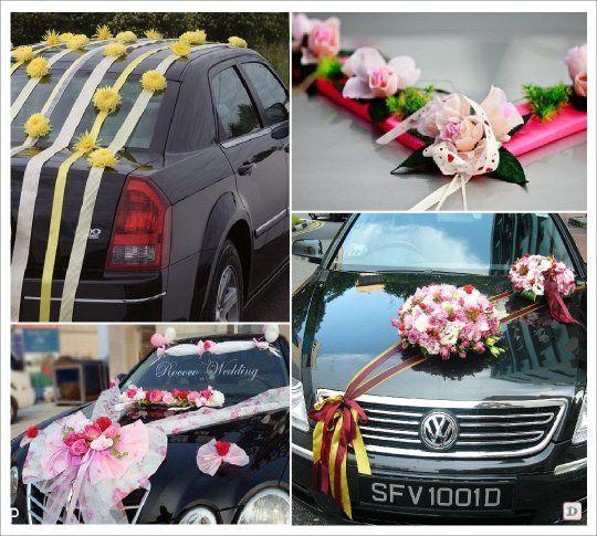 Les 50 meilleures images propos de voiture sur pinterest - Decoration voiture mariage sans fleur ...