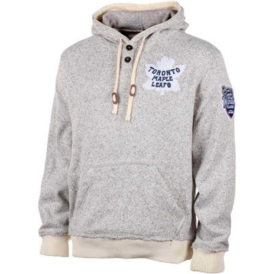 Toronto Maple Leafs 2014 Winter Classic Player Hoodie