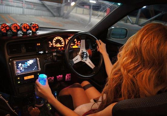 jdm girl <3 Check out #Rvinyl for the best #JDM #Accessories & Parts