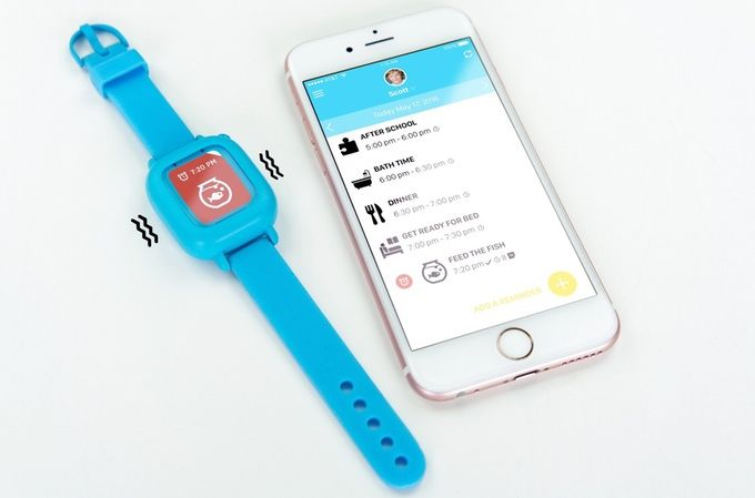 Octopus kids' wearable is a new way to teach even preschoolers about time and time management