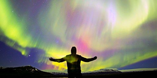 Iceland Northern Lights Escape - I want to see this!!