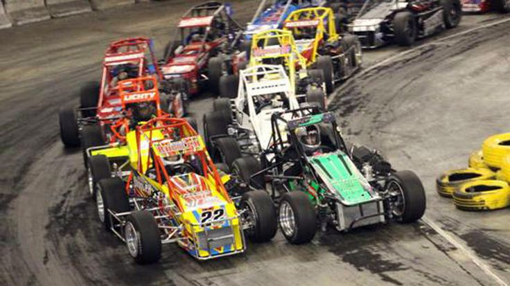 The Doukhobors, Usac indoor midget car races primary