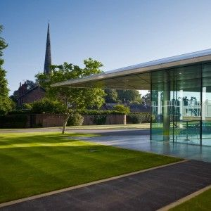 Avery Associates Architects | 400 Hall Repton School Theatre