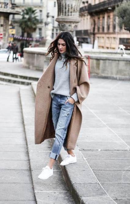 Trendy moda chic fashion distressed jeans ideas