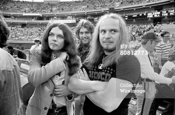 Gary Rossington, Steve Gaines, Ronnie Van Zant
