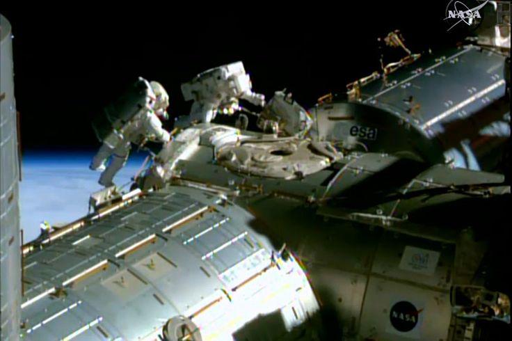 VIDÉO - La Station spatiale internationale comme si vous y étiez