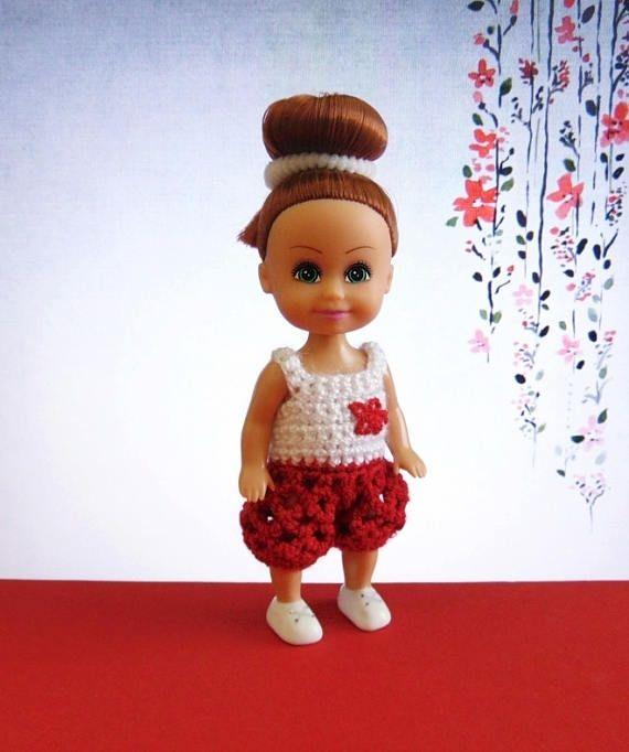 Miniature clothes doll romper miniature clothing miniature
