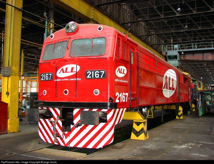 RailPictures.Net Photo: -- ALL - América Latina Logística alco fpd9 at pcia de mendoza, Argentina by jorge nicolo