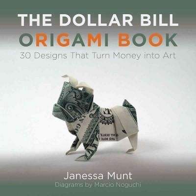 Take your regular origami hobby to the next level with dollar bill origamithe art of folding beautiful designs with the humble dollar bill. The unique size, shape, texture, and pattern of dollar bills